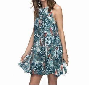 Roxy tomorrow's dress tropical flowy